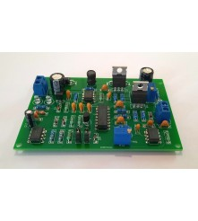 Frequency Counter 50 MHz-2.4 GHz